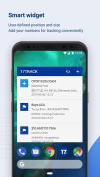 ALL-IN-ONE PACKAGE TRACKING screenshot 4