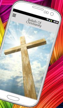 BELIEFS OF CHRISTIANITY screenshot 1