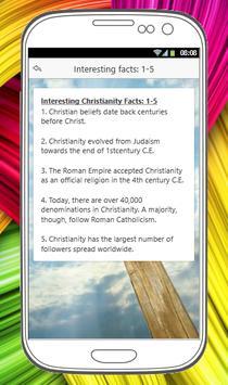 BELIEFS OF CHRISTIANITY screenshot 3