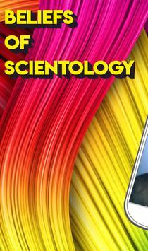 BELIEFS OF SCIENTOLOGY poster