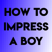 HOW TO IMPRESS A BOY icon