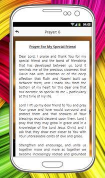 PRAYERS FOR A FRIEND screenshot 2