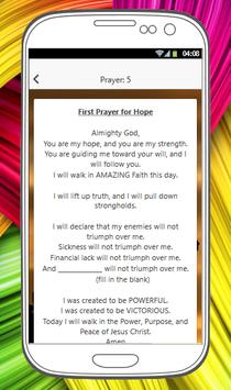 PRAYERS FOR HOPE screenshot 3