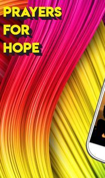 PRAYERS FOR HOPE poster