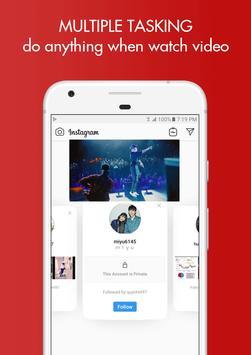 Lite Tube - YTube Player screenshot 4