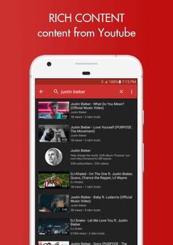 Lite Tube - YTube Player screenshot 6