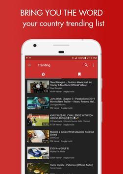 Lite Tube - YTube Player screenshot 8