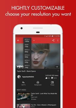 Lite Tube - YTube Player screenshot 9