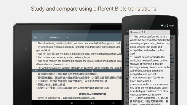 Quick Bible screenshot 11