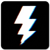 Glitch Editor 📷 (Glitch Wallpapers & Glitch Text) icon