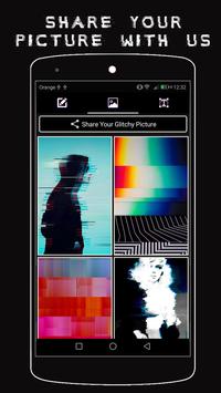 Glitch Editor 📷 (Glitch Wallpapers & Glitch Text) screenshot 6