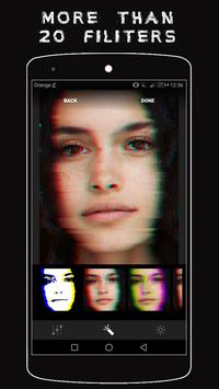 Glitch Editor 📷 (Glitch Wallpapers & Glitch Text) screenshot 1