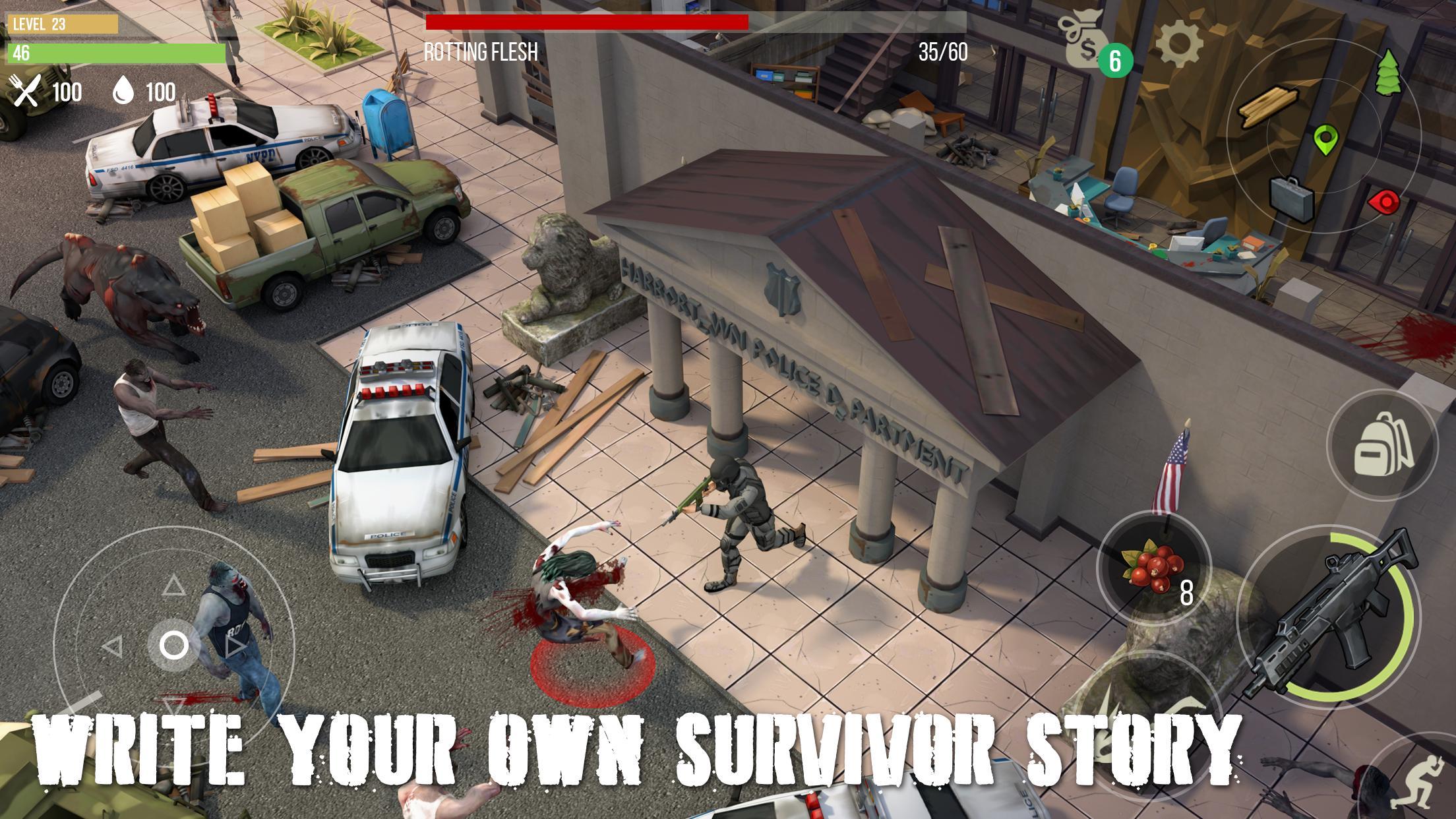Hasil gambar untuk gambar game android prey day
