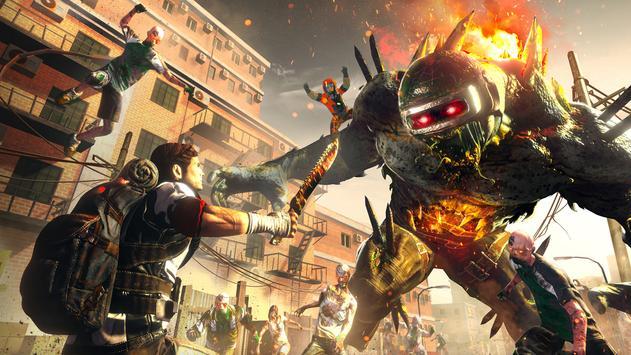 ZOMBIE HUNTER: Offline Games screenshot 14