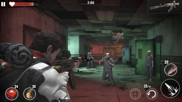 ZOMBIE HUNTER: Offline Games screenshot 15