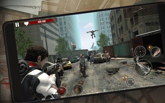 ZOMBIE SHOOTING SURVIVAL: Offline Games screenshot 17