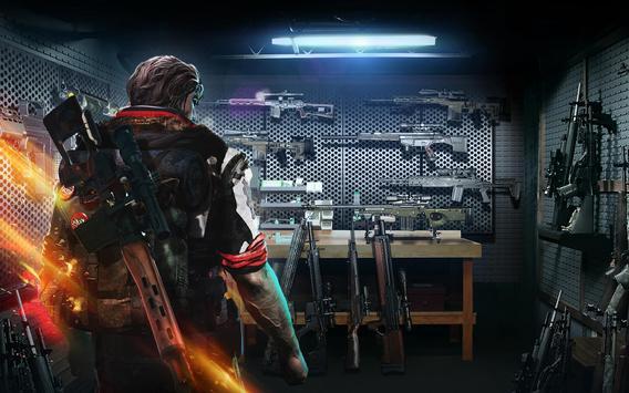 ZOMBIE SHOOTING SURVIVAL: Offline Games screenshot 19