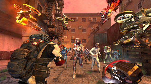 ZOMBIE HUNTER: Offline Games screenshot 11