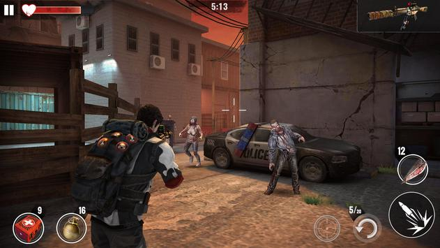 ZOMBIE HUNTER screenshot 12