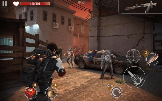 ZOMBIE SHOOTING SURVIVAL: Offline Games screenshot 13