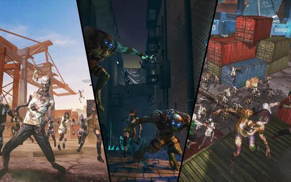 ZOMBIE SHOOTING SURVIVAL: Offline Games screenshot 23