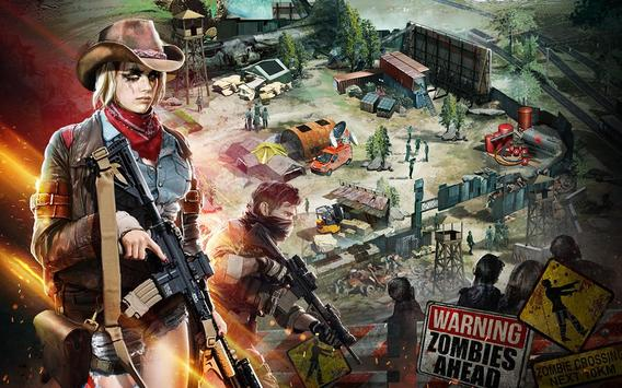 ZOMBIE SURVIVAL: Shooting Game تصوير الشاشة 3