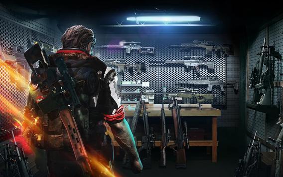 ZOMBIE SHOOTING SURVIVAL: Offline Games screenshot 3