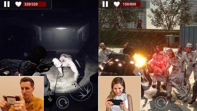 ZOMBIE HUNTER: Offline Games screenshot 4