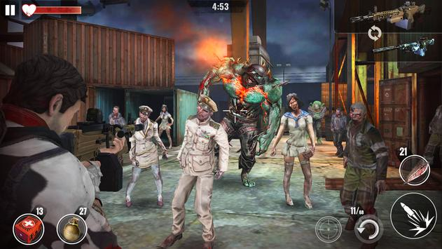 ZOMBIE HUNTER: Offline Games screenshot 5