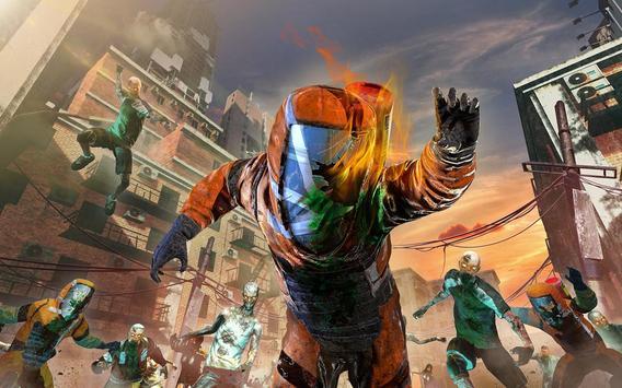 ZOMBIE SHOOTING SURVIVAL: Offline Games screenshot 6