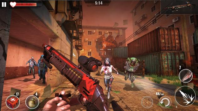 ZOMBIE HUNTER screenshot 9