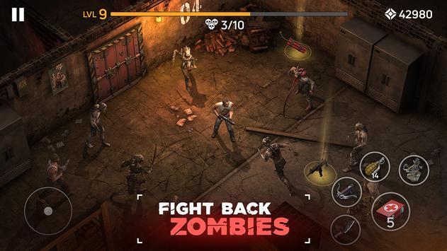 Zombie Arena poster