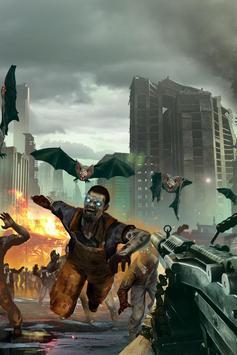 DEAD CITY: Zombie screenshot 1