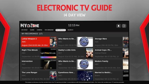 MyTV Zone para Android - APK Baixar
