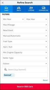 AutoTrader screenshot 3