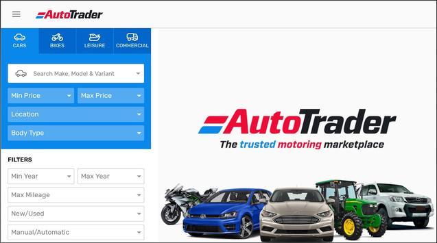 AutoTrader screenshot 13