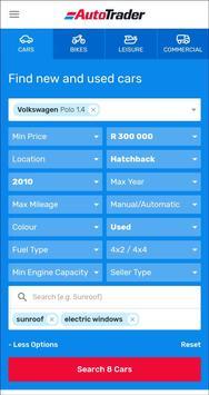 AutoTrader screenshot 1