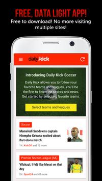 Daily Kick screenshot 2