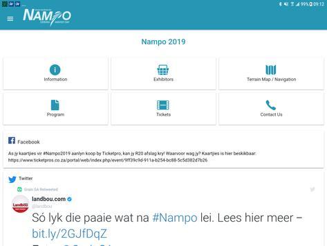 Nampo screenshot 3