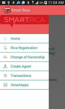 SmartRica screenshot 1