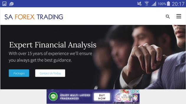 SA Forex Trading screenshot 1