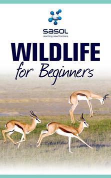 Sasol Wildlife for Beginners screenshot 5