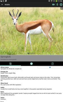 Sasol Wildlife for Beginners screenshot 12
