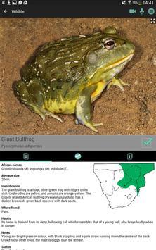 Sasol Wildlife for Beginners screenshot 14