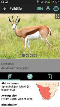 Sasol Wildlife for Beginners screenshot 2