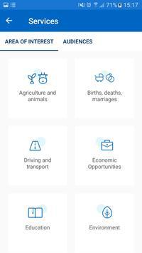 Gauteng Digital Platform screenshot 1