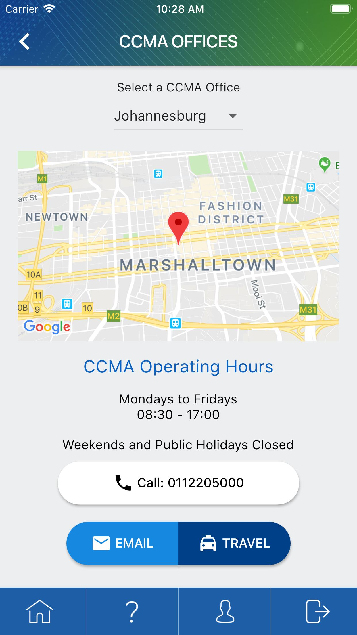 CCMA InfoHub for Android - APK Download