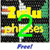 Zulu Phrases 2 language tutor icon