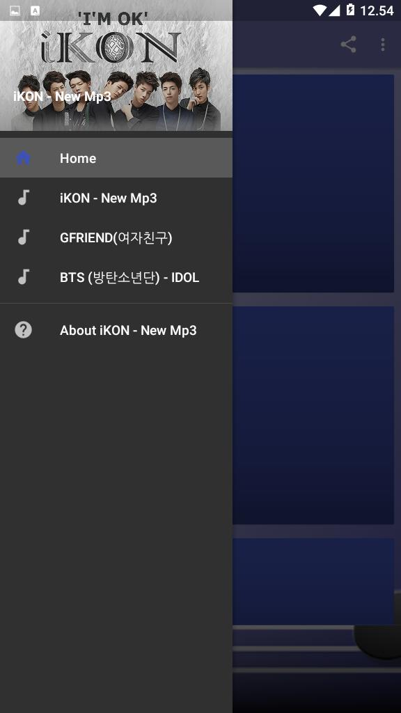 iKON - 'I'M OK' New Mp3 for Android - APK Download