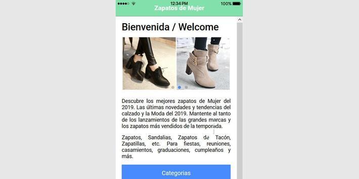 Women's Shoes 👠 screenshot 8